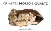 Benefits of MORION QUARTZ
